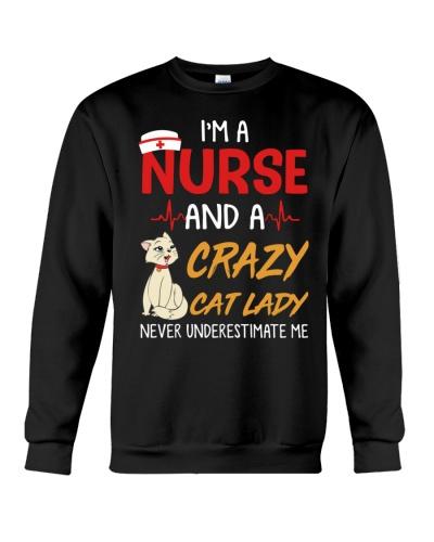 Nurse Crazy Cat