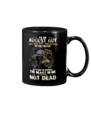 AS AN AUGUST GUY Mug thumbnail