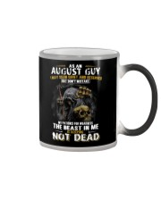 AS AN AUGUST GUY Color Changing Mug thumbnail