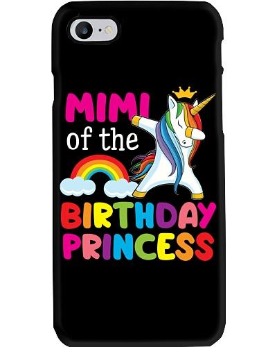 Mimi Of The Birthday Princess Unicorn Girl