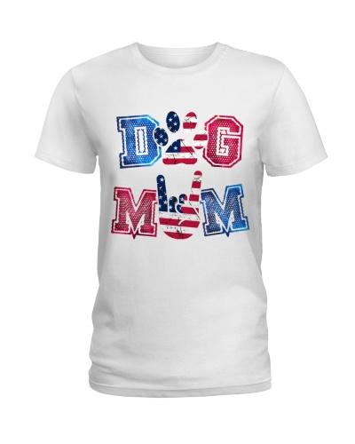 Dog Mom Awesome