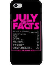 JULY FACT GIRLS Phone Case thumbnail