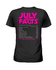 JULY FACT GIRLS Ladies T-Shirt thumbnail