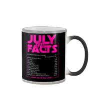 JULY FACT GIRLS Color Changing Mug thumbnail