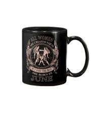 THE BEST WOMEN ARE BORN IN JUNE Mug thumbnail