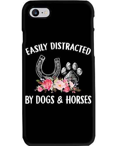 Women Easily Distracted By Dogs And Horses