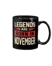 LEGENDS ARE BORN IN NOVEMBER Mug thumbnail