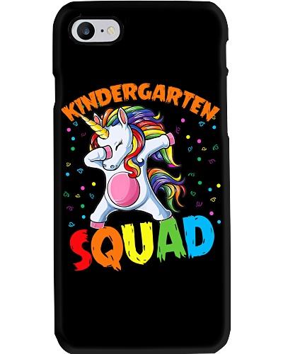Kindergarten Squad Dabbing Unicorn Back To School