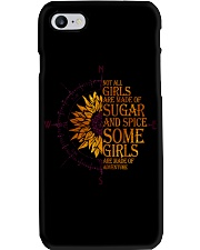 Some Girls Are Made Of Adventure Phone Case thumbnail