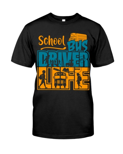 School Bus Driver Life Awesome