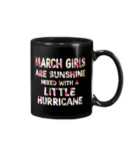 MARCH GIRL SUNSHINE MIXED WITH LITTLE HURRICANE Mug thumbnail