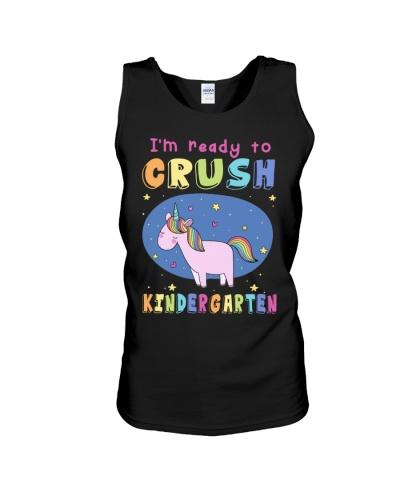 Im Ready Crush Kindergarten Unicorn Back To School