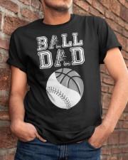 Mens Basketball Softball Dad Funny Cool Gift Classic T-Shirt apparel-classic-tshirt-lifestyle-26
