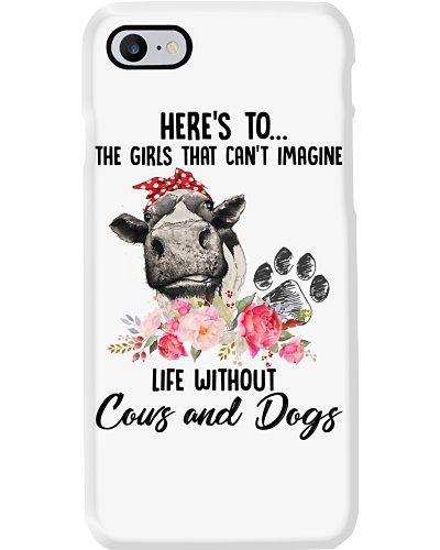 This Can't Image Life Without Cows And Dogs