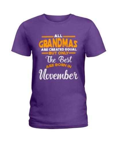 THE BEST GRANDMA ARE BORN IN NOVEMBER 11