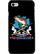 OutDoor Man Your Adventure Store Fishing Phone Case thumbnail