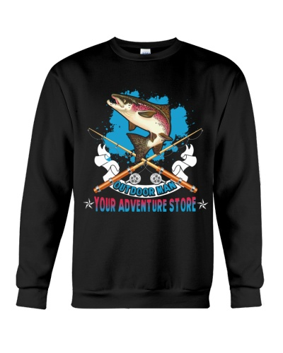 OutDoor Man Your Adventure Store Fishing