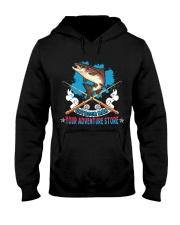 OutDoor Man Your Adventure Store Fishing Hooded Sweatshirt thumbnail