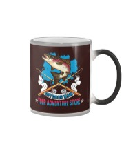 OutDoor Man Your Adventure Store Fishing Color Changing Mug thumbnail