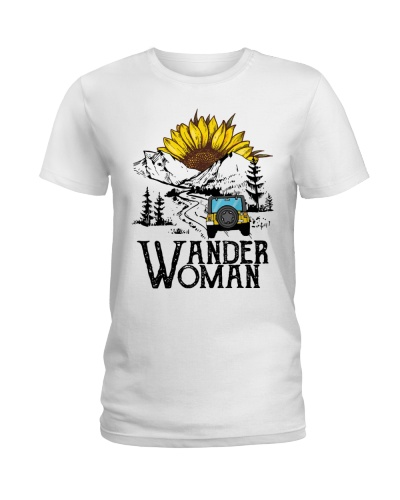 Womens Wander Woman For Camping Women