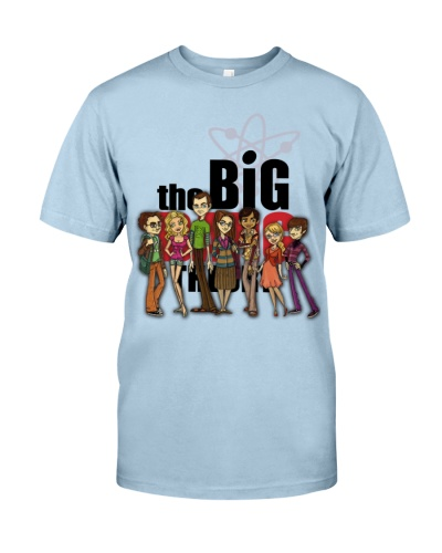 THE B1G BANG THEORY