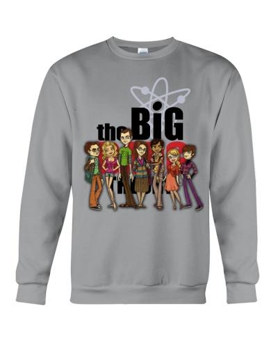 THE B1G BANG THEORY
