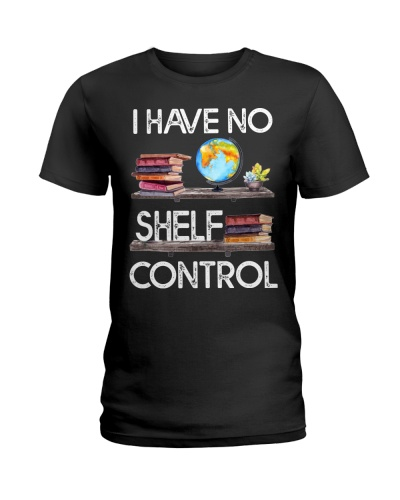 I Have No Shelf Control Reading Book Lovers