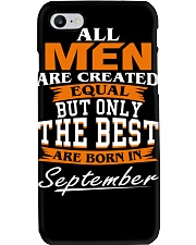 ONLY THE BEST ARE BORN IN SEPTEMBER Phone Case thumbnail