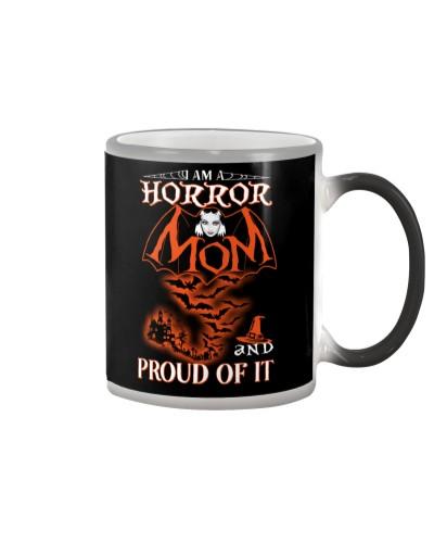 HORROR MOM