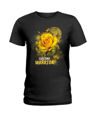 Rose Sarcoma Warrior Sarcoma Awareness