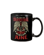 LEGENDS ARE BORN IN JUNE Mug thumbnail