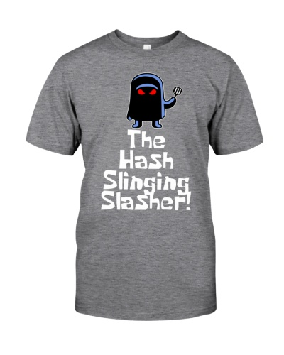 THE HASH SLINGING SLASHER