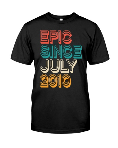 Epic Since July 2010 - 9 Years Old