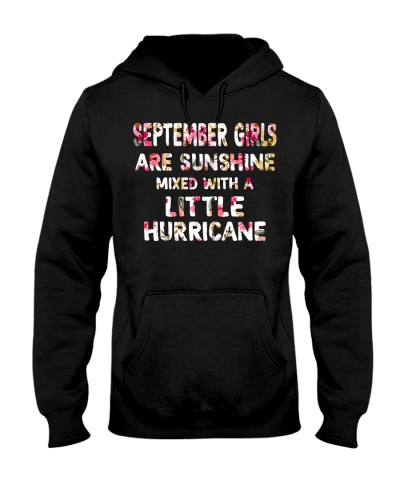 SEPTEMBER GIRL SUNSHINE MIXED WTH LITTLE HURRICANE