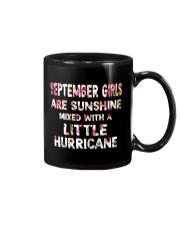 SEPTEMBER GIRL SUNSHINE MIXED WTH LITTLE HURRICANE Mug thumbnail