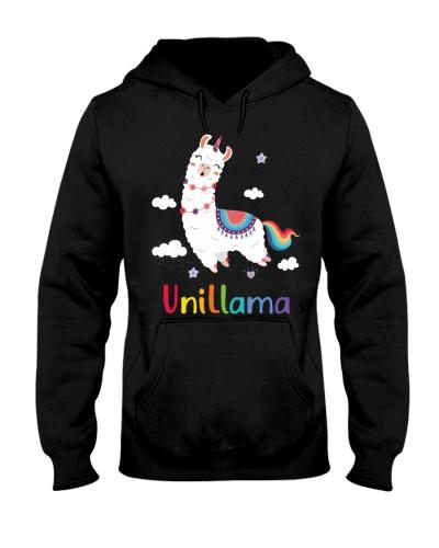 UniLlama Unicorn LLama Funny