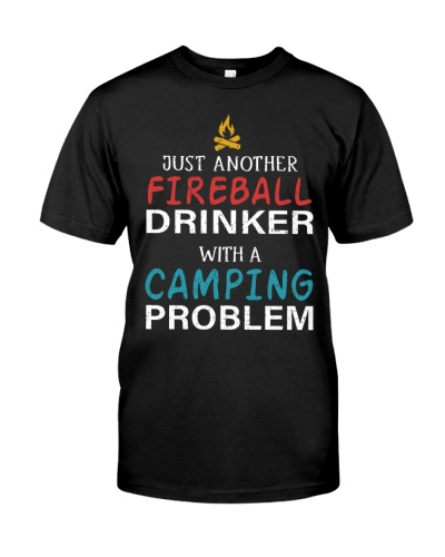 Another Fireball Drinker With A Camping Problem