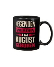 LEGENDEN WERDEN IM AUGUST GEBOREN Mug thumbnail