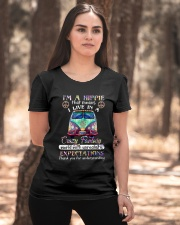 I'm A Hippie That Means I Live In A Crazy Fantasy Ladies T-Shirt apparel-ladies-t-shirt-lifestyle-05