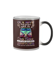 I'm A Hippie That Means I Live In A Crazy Fantasy Color Changing Mug thumbnail