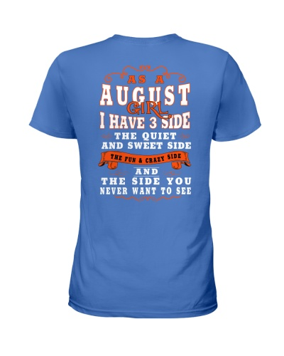 AS A AUGUST GIRL I HAVE 3 SIDE