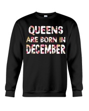 QUEENS ARE BORN IN DECEMBER Crewneck Sweatshirt thumbnail