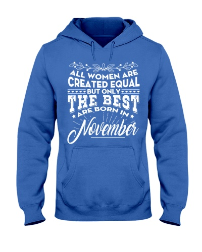 ONLY THE BEST ARE BORN IN NOVEMBER