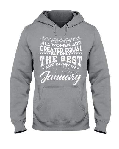 ONLY THE BEST ARE BORN IN JANUARY