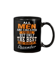 ONLY THE BEST ARE BORN IN DECEMBER Mug thumbnail