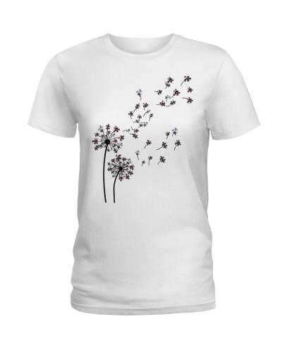 Dandelion Flower Autism Awareness