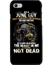 AS A JUNE GUY Phone Case thumbnail