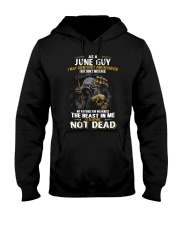 AS A JUNE GUY Hooded Sweatshirt tile