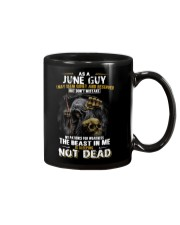 AS A JUNE GUY Mug tile