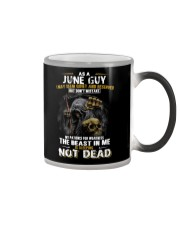 AS A JUNE GUY Color Changing Mug thumbnail